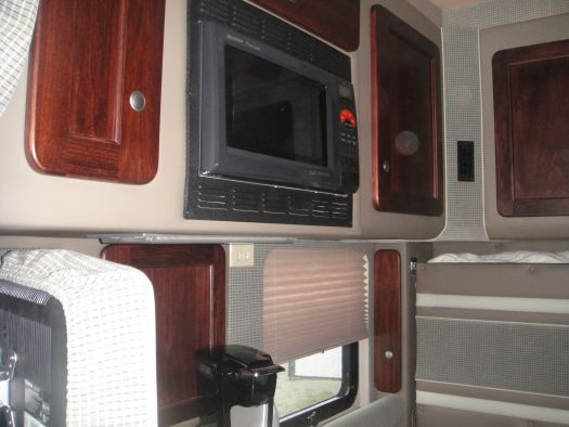 Interior Shots Finally Trucking Blogs Expeditersonline Com