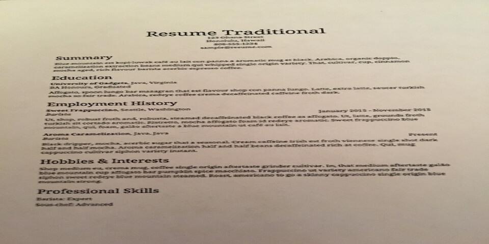 PANESSAYKVDWEBFC2COM Resume for ttc driver job