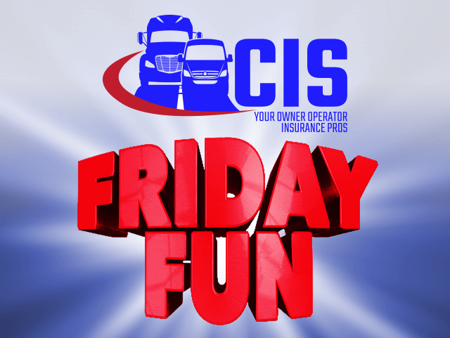 CIS Friday Fun