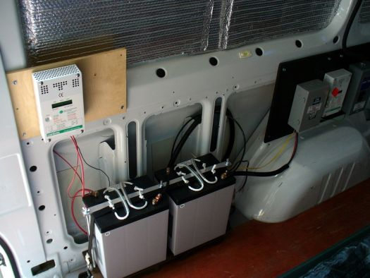 Diesel Solar Electric Hybrid Sprinter Trucking Blogs