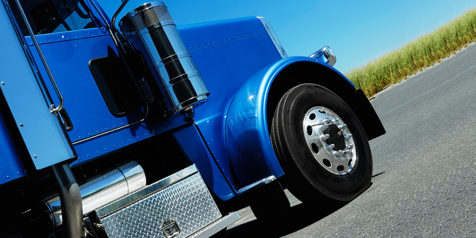 Self-Inflating Tire Technology for Expediter Trucks