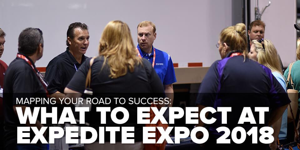 Expedite Expo 2018