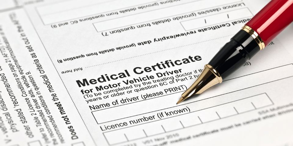 Drivers Physicals and Annual Vehicle Inspections