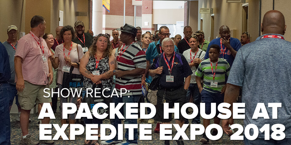 Expedite Expo 2018