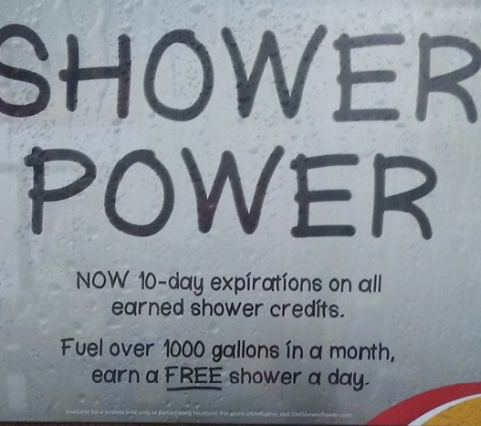 PFJ Shower Power