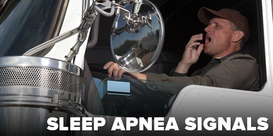 Sleep Apnea Signals