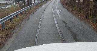 Driving On the Tracks