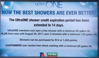 Shower Program