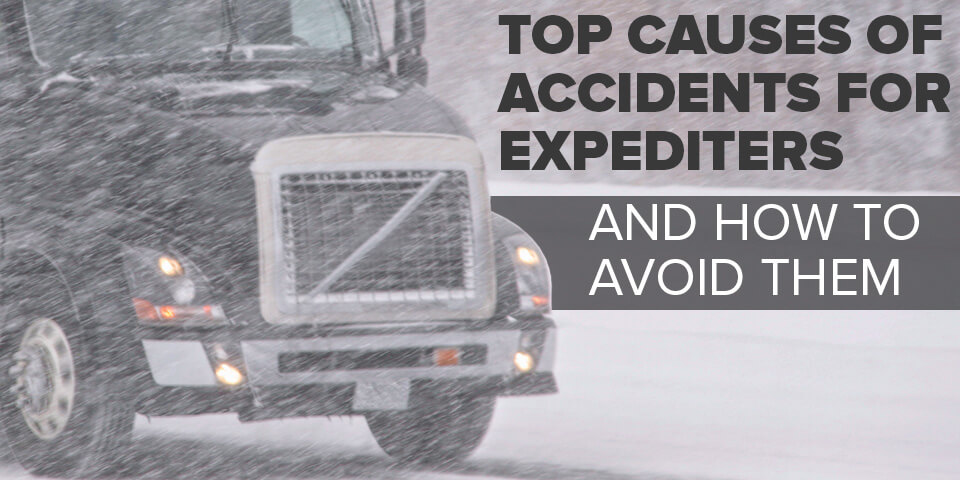 Top Causes of Accidents for Expediters