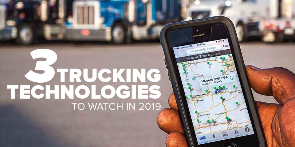 Trucking Tech