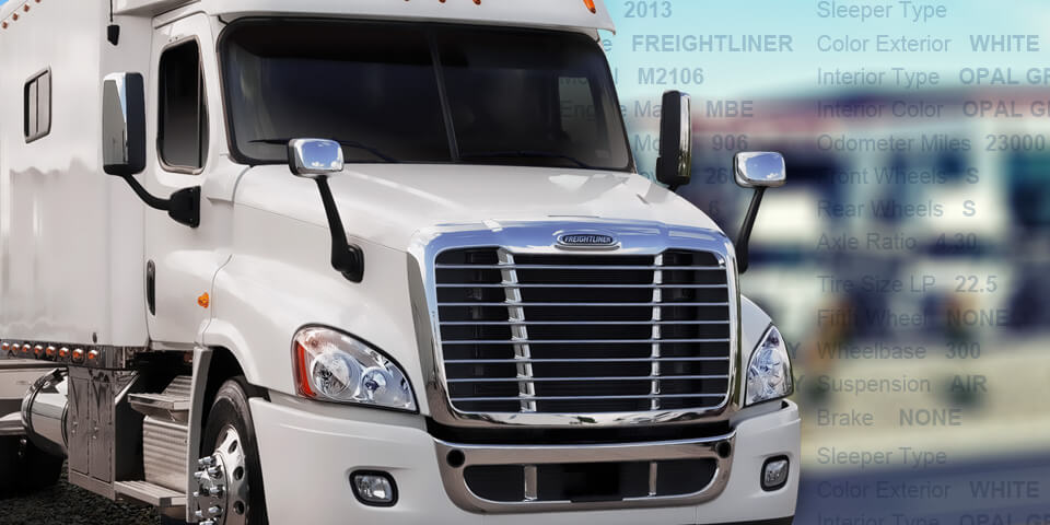 Selecting a Used Expedite Truck