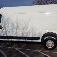 Charity's Van