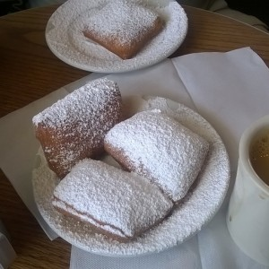 can you say 'beignet'