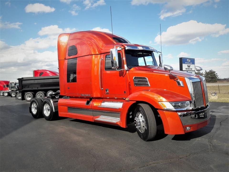 Long Haul Trucking >> New 2019 Western Star 5700XE For Sale in Columbus, OH 43064 - ExpeditersOnline.com